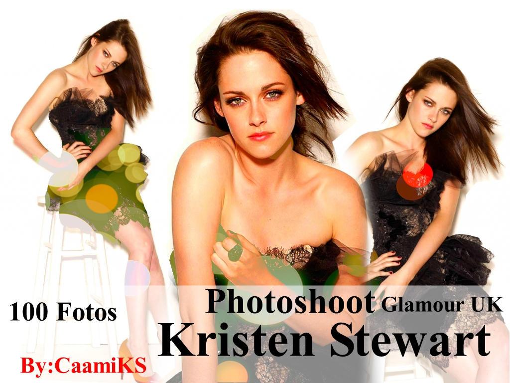 Kristen Stewart para Glamour UK Parte 2 by CaamiKS