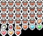 dappervolk emojis (gif)