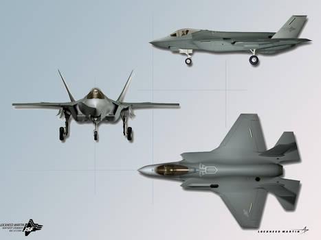 JSF USAF aircraft