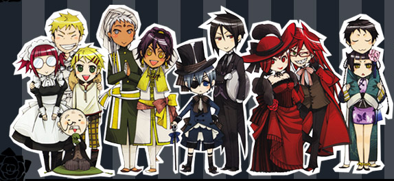Kuroshitsuji Character X Reader Thief - Start by ...