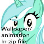 Lyra screensaver