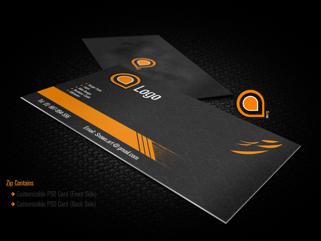 Interesting business cards on 1stwebdesigner deviantart reheart Image collections