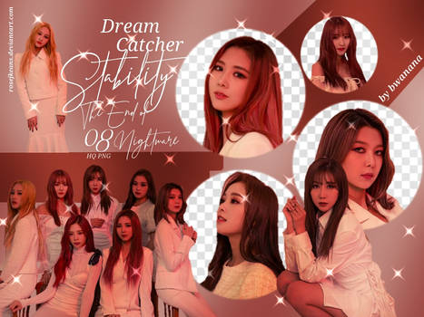 [PNG PACK#17] Dreamcatcher 'Stability' @bwanana