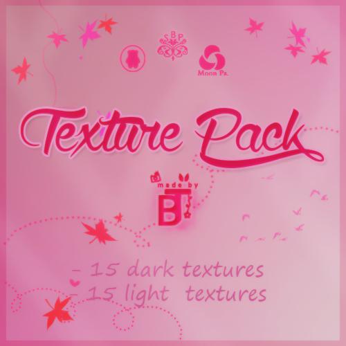 Texture Pack #1 by BeyzaT