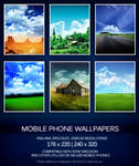 Mobile Phone Wallpapers Pack