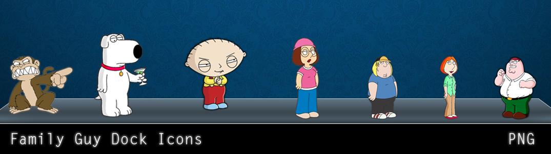 Family Guy Dock Icon by lethalNIK-ART