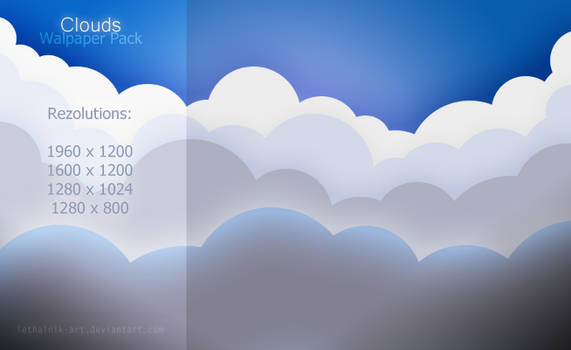 Clouds Wallpaper Pack
