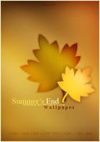 Summer's End Wallpaper by lethalNIK-ART