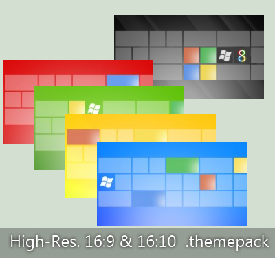 Ultimate Tile Themepack by JamesHD2K