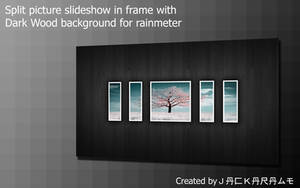 Split Picture Frame Slideshow by Jackarage