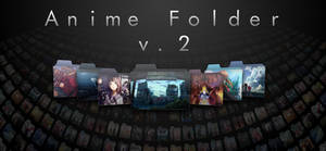 Anime Folder v.2 by Jackarage
