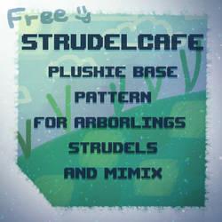 StrudelCafe Plushie Base Pattern (Arb/Strud/Mimix)