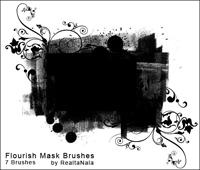 Flourish Masks