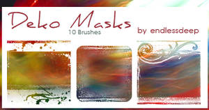 Deko Mask brushes for icons