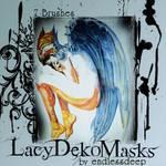Lacy Deko Masks