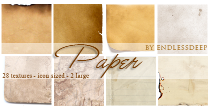 Paper Textures by endlessdeep