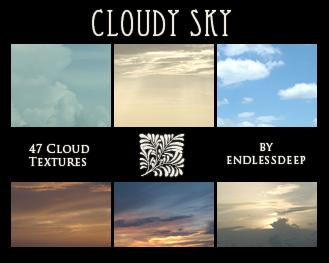 Cloudy Sky by endlessdeep