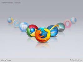 Web Browsers Icon Pack by Dedese