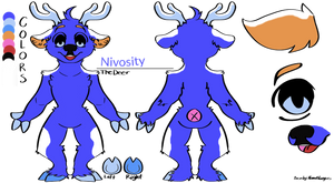 Nivosity the Deer