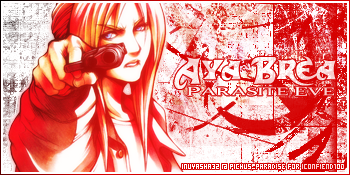 Aya Brea from Parasite Eve by Inukachu