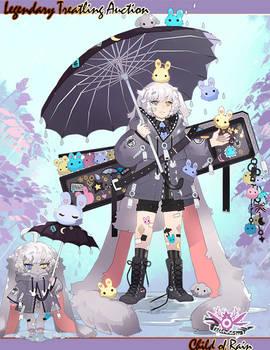 { Stygian Legendary Auction } Child of Rain (over!