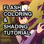 Flash coloring tutorial