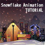 Snowflake Animation tutorial