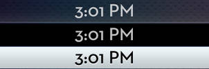 Neutraface Battery Percentage Indicators for iOS 5 by mrb