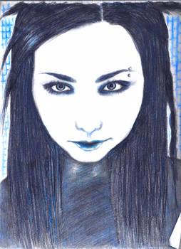 Amy Lee (Evanescence): Fallen (2003)