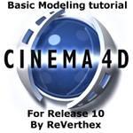 C4D modeling tut