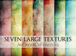 7 Large Textures