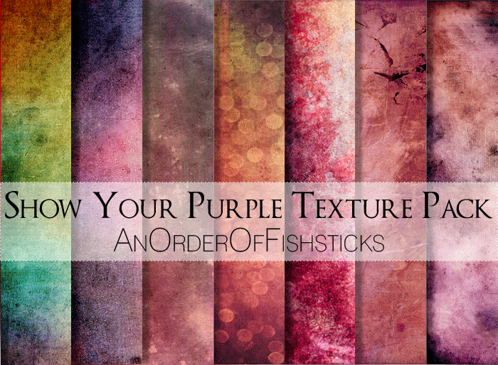 Show Your Purple Texture Pack