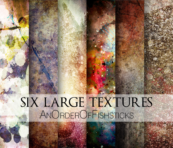 TexturePack 07 by AnOrderOfFishsticks