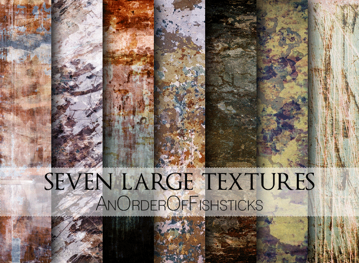 TexturePack 09 by AnOrderOfFishsticks