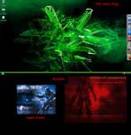 Tiberium Theme for XP v2