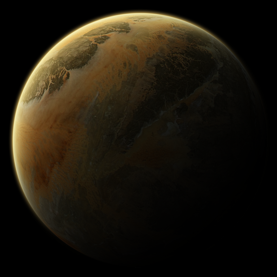 .psd planet stock #4 by sewer-pancake