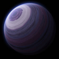 .psd planet stock gas giant