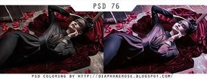 [ 76 ] PSD COLORING