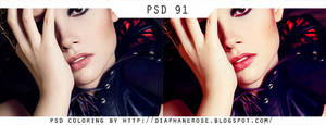 [ 91 ] PSD COLORING