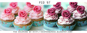 [ 97 ] PSD COLORING by Diaphanerose