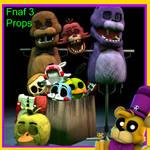 Fnaf 3 Props Download