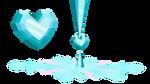 Crystal Heart + Mount (Vector Survey Vectors #1)