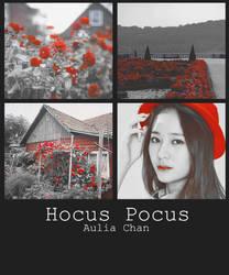 [psd coloring] Hocus Pocus