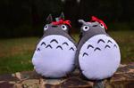 Totoro Cushions: Tutorial