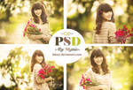 PSD Coloring 02 by Mynie