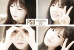 PSD Coloring 06 by Mynie