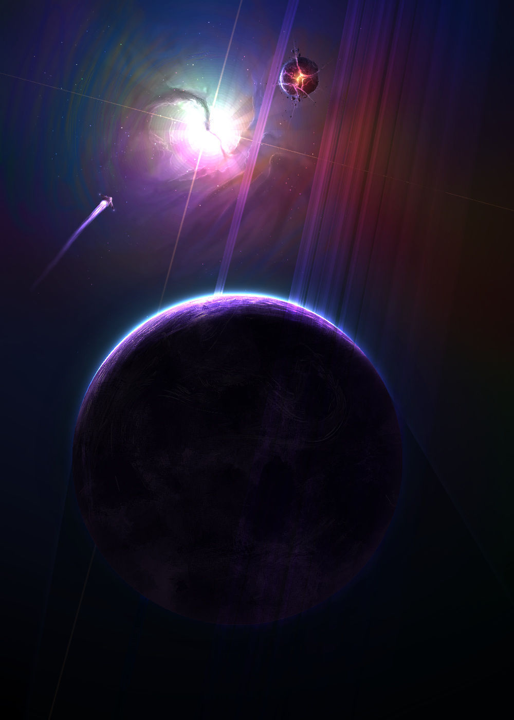 Illuminate by TJUArt