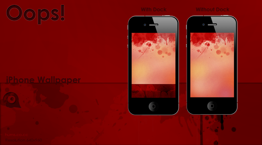 Oops Wallpaper Pack by ChrisVme on deviantART
