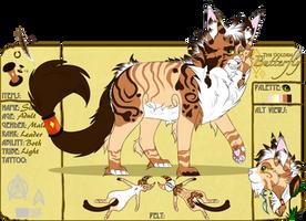 TGB: Light Tribe Leader Sitka by skitty22