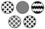 Pattern Set 1 by YeOldeVectorShoppe